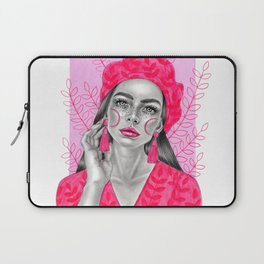 Pink lady Laptop Sleeve