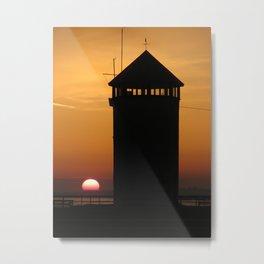 Brightlingsea, Essex Metal Print