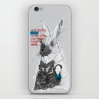 politics iPhone & iPod Skins featuring Politics by YONIL