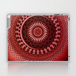 Hot Red Mess Laptop & iPad Skin
