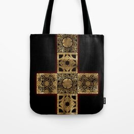 Lament Configuration Cross Tote Bag