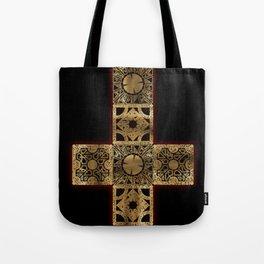 Lament Configuration Cross Tote Bag