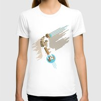 engineer T-shirts featuring The Engineer by Florey