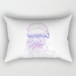 Physalia physalis (color) Rectangular Pillow