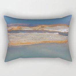Yellowstone: Sulfur Pool 1 Rectangular Pillow