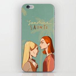 Sunshine Saints iPhone Skin