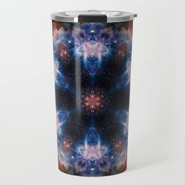 Flower PsYco Travel Mug