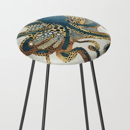Underwater Dream VI Counter Stool