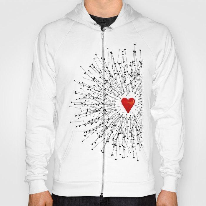Heart&Arrows Hoody