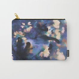 A Cat's Dream Carry-All Pouch
