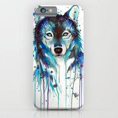 -Dark Wolf- iPhone 6s Slim Case