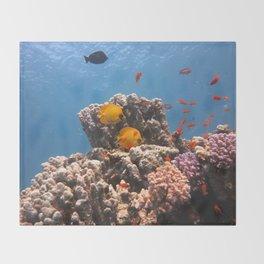 Soma bay Fish Throw Blanket