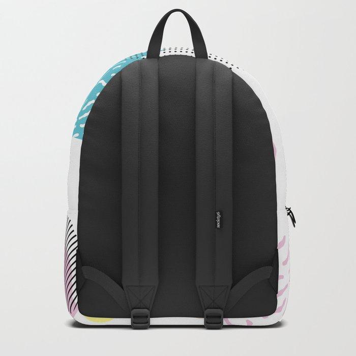 Simply Metallic Memphis Backpack