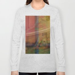 Sherbet and Shoes Long Sleeve T-shirt