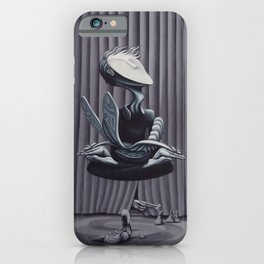 Liberation, With String iPhone Case