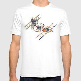Walking Shadow, Bicyclist T-shirt