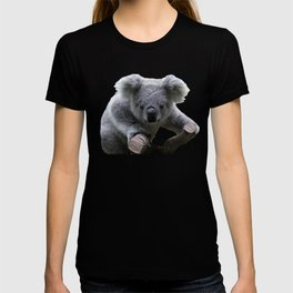 Koala and Eucalyptus T-shirt