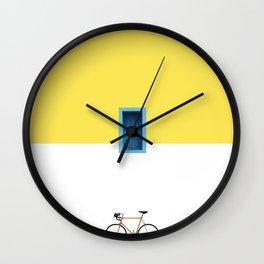 Paros Wall Clock