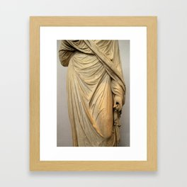 Goddess of Beauty Framed Art Print