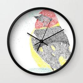 bird XVI Wall Clock