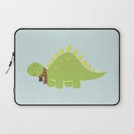 ScarfTegosaurus Laptop Sleeve
