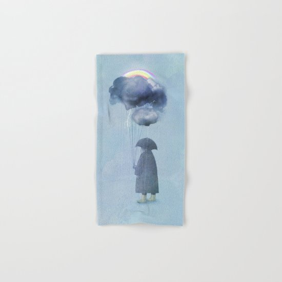 The Cloud Seller Hand & Bath Towel