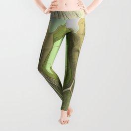 Winged Woman Leggings