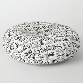 Eyeglasses Floor Pillow