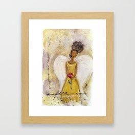 Angel of Peace 2 Framed Art Print