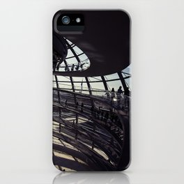 Berlin calling III iPhone Case