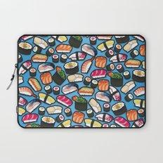 Sushi Blue Laptop Sleeve
