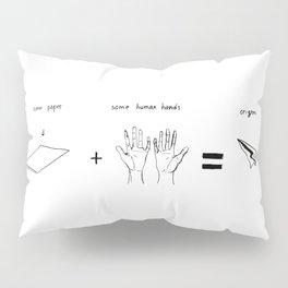 P+H=O Pillow Sham