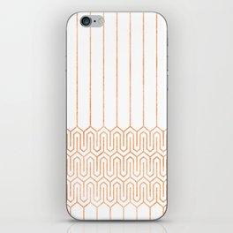 Art Deco No. 1 Freda iPhone Skin