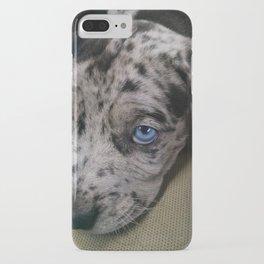 My Dixie Blue iPhone Case