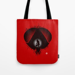 The Fly (Red Collection) Tote Bag