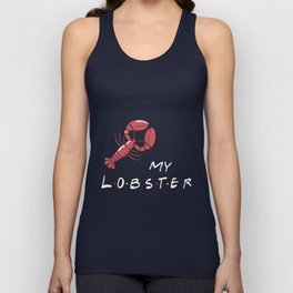 My Lobster - Friends TV Show Unisex Tank Top