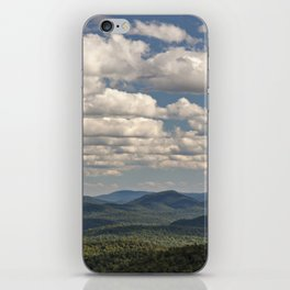from peaked mountain iPhone Skin