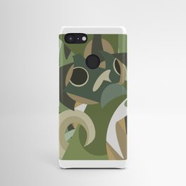 Shapes of Bruce Android Case