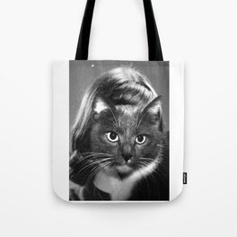 Unknown (Woman) Portrait Tote Bag