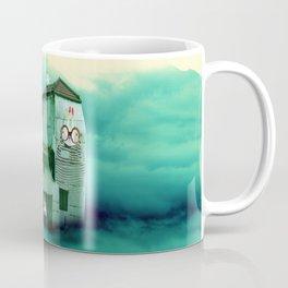 Time Rabbit Coffee Mug