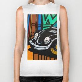 beetle Biker Tank