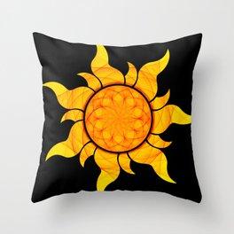 Seeds of the Sun  Throw Pillow