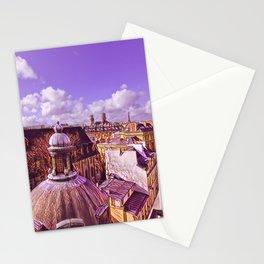 Rue de l'École de Médecine, Paris Stationery Cards