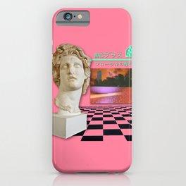 Macintosh Plus – Floral Shoppe iPhone Case