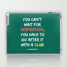 Go After Inspiration With A Club Laptop & iPad Skin