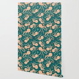 Octopus 003 Wallpaper