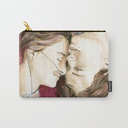 "Augustus Waters & Hazel Grace ""The Fault in Our Stars""  Carry-All Pouch"