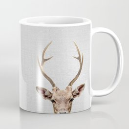 Deer - Colorful Coffee Mug