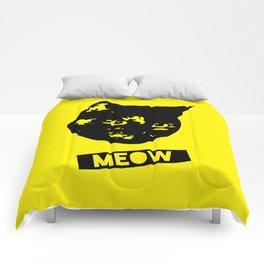 Tortoiseshell Meow Comforters