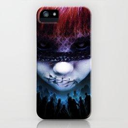 Leave A Scar iPhone Case